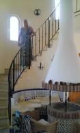 Wendy at El Castillo