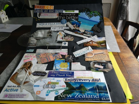 Brilliance Within Vision Board Magic