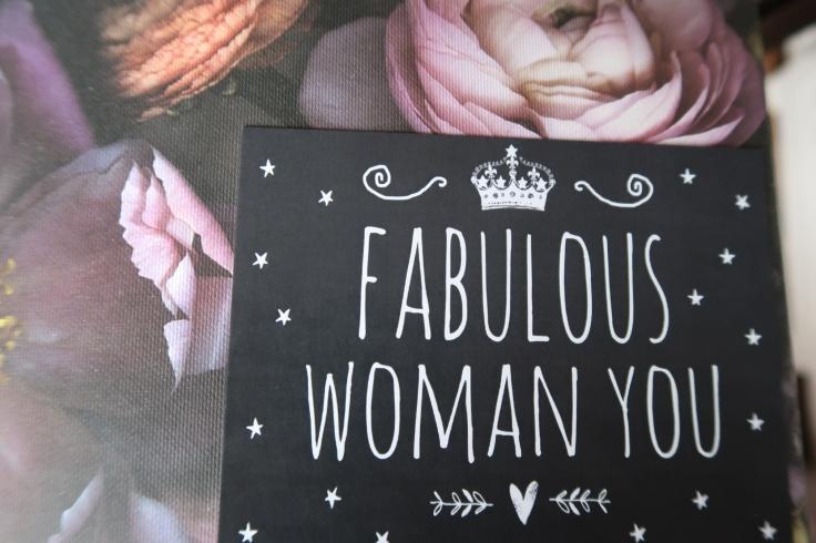 Fabulous Woman You card